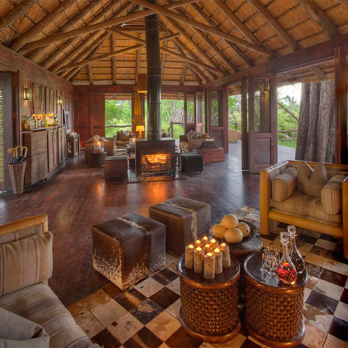 View AndBeyond Nxabega Okavango Tented Camp