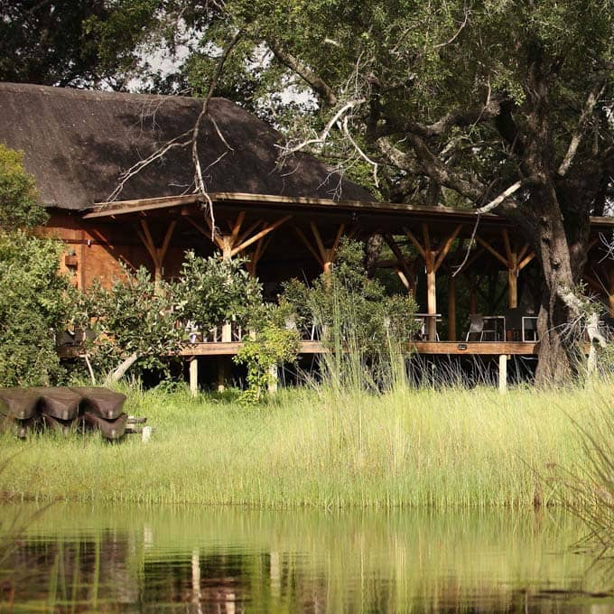 View &Beyond Xudum Okavango Delta Lodge information