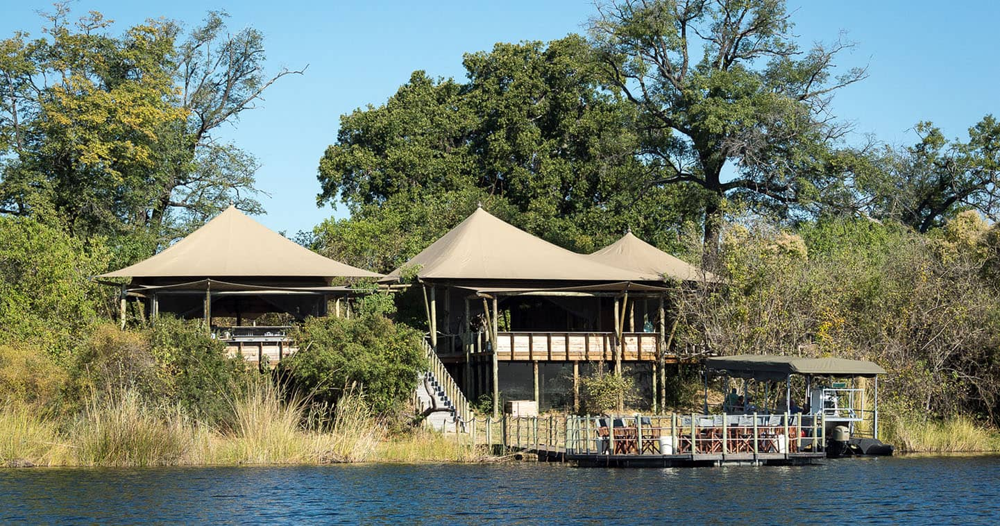 Stay at Duma Tau in the Okavango Delta for the Ultimate Safari Experience
