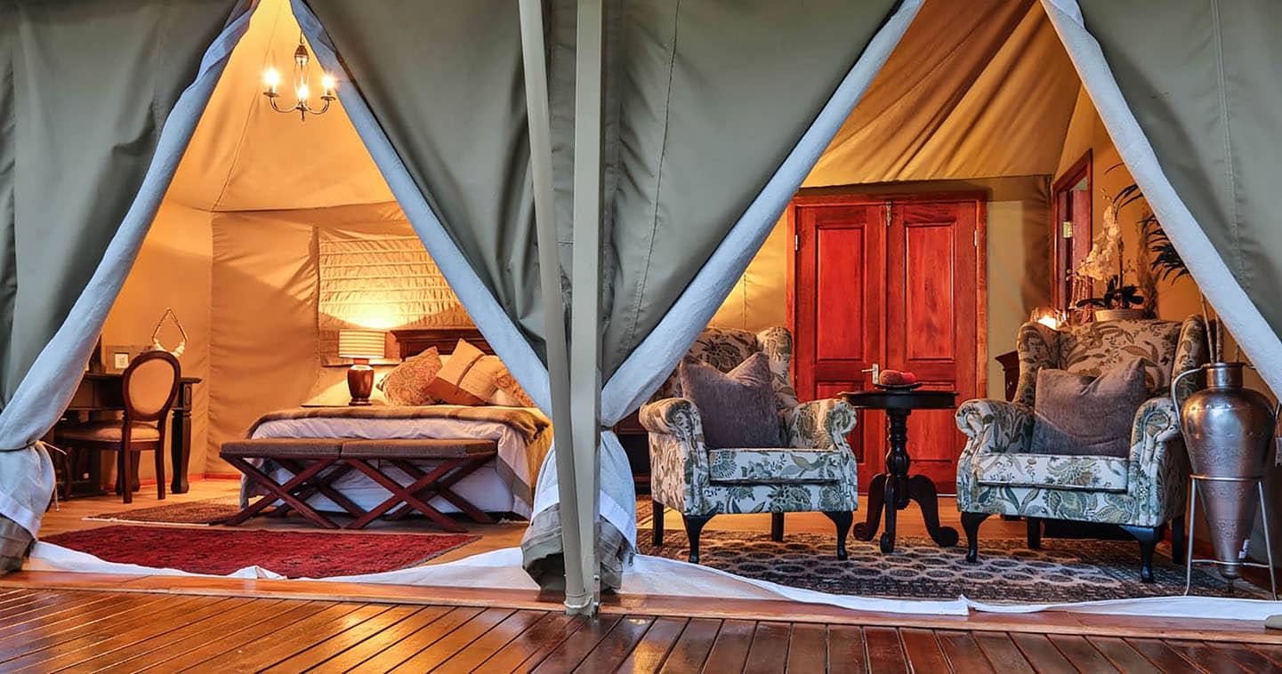 Beautiful Interiors at Kadizora Camp