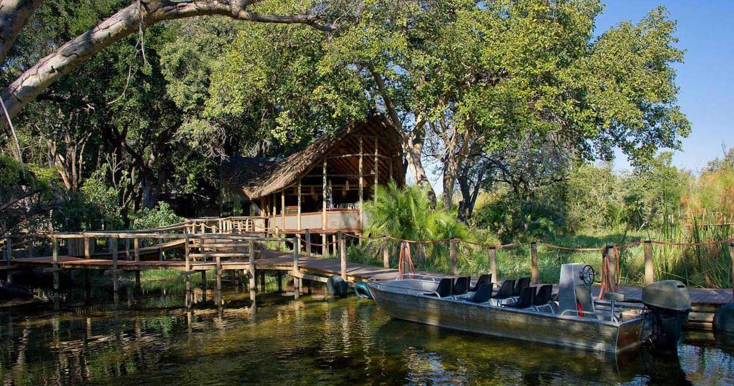 Enjoy a Luxury Safari in Okavango Delta an Stay at Xigera Camp