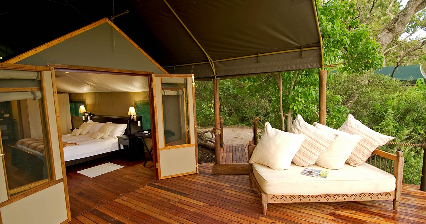 Enjoy the Luxury at Sanctuary Stanleys Camp in Botswana
